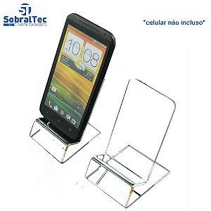 Suporte Para Telefone Em acrílico Com Rotulo PriceTag