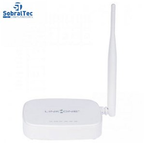 Roteador Wireless 150 Mbps Link One N 150M L1-RW131