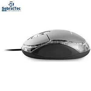Mouse USB BOX PR MO180 Multilaser