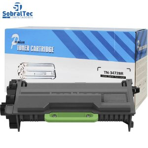 Cartucho Toner Compatível Brother TN3472/880 12K- ECO- Technology