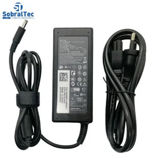 Fonte Para Notebook Dell Inspiron 19.5V 3.34A 65W 4.5*3.0mm