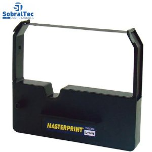 Fita Para Impressora Pdv Epson Erc 03 13mmx7mts Preto Caixa Com 04 Masterprin