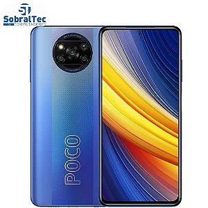 Smartphone Xiaomi Poco X3 Pro Versão Global Dual sim 256GB 8GB ram - Azul
