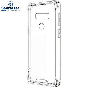 Capa De Silicone Transparente Anti Impacto LG K41s