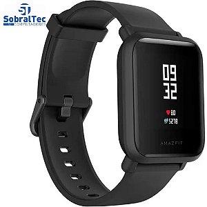 Relógio Inteligente Xiaomi Amazfit Bip Preto Original - A1608