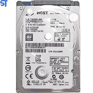 Hd Int. Notebook 500 Gb HGST Sata 3.0Gb/s Slim Usd