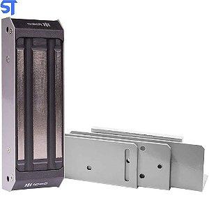 Fechadura Eletromagnética Eletroímã Magnética Eco M150 Ipec