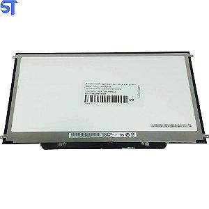 Tela Notebook Led Slim 13.3 Polegadas 40 Pinos- Sides  - 1280X800 - Canto Inferior Direito - Brilhosa - Lp133Wx2 Tlg5