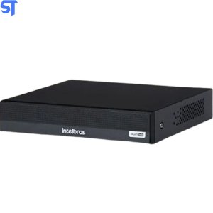 Gravador Digital de Vídeo Multi HD com 4 canais Intelbras MHDX 504