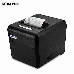 Impressora Térmica Usb Não Fiscal Pos80U-US Jp80A 80mm Com Guilhotina