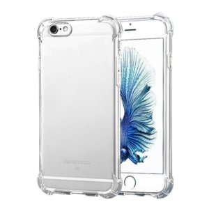 Case Para Celular Iphone 6/6S  Transparente