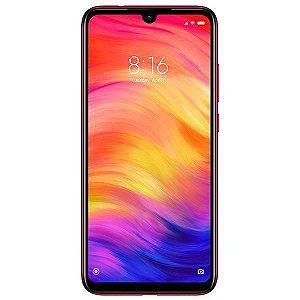 Smartphone Xiaomi Redmi Note 7 Dual SIM 64GB de 6.3- 48+5MP-13MP OS 9.0 - Vermelho Nebula