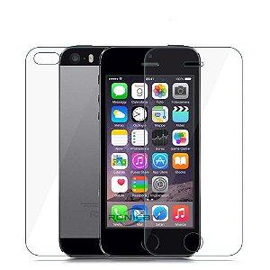 Película Protetora De Vidro Iphone 5 Frente Temperado