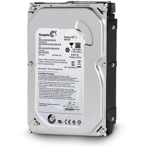 Hd Int. Desk Seagate 500gb Sata3 6gb/s St3500414cs 7200Rpm