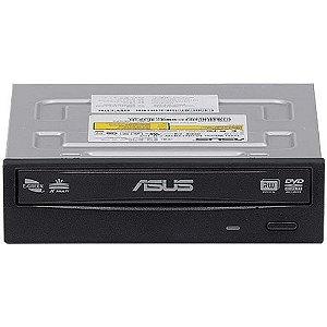 Gravadora de DVD Asus DRW-24F1MT 24X SATA - Preto