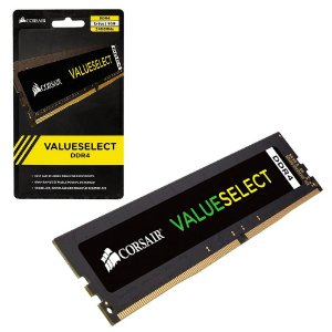 Memória Ram Desktop Corsair 8gb Ddr4 2400mhz Value Cl16 Cmv8gx4m1a -2400c16