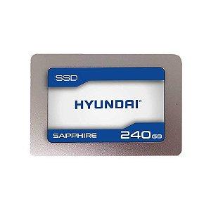 """Hd Ssd 240 Gb Hyundai Sapphire 3D Sata III 2.5"""""""
