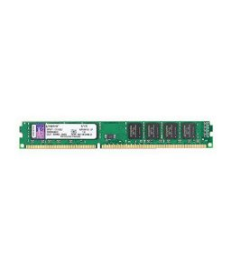 Memória Ram Desktop Kingston 8gb 1600mhz ddr3 cl11 - kvr16n11s8/8