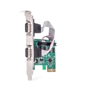 Placa Pci Express Serial 2 Portas Db9 Kp-T89