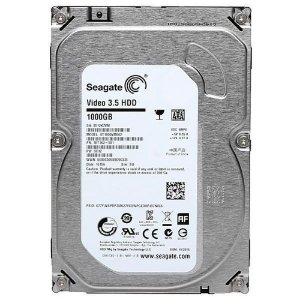 Hd Int. Desktop 1TB Seagate Video 3.5 HDd Sata 3 ST1000VM002