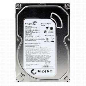 Hd Int. Desktop 500 Gb Seagate ST500Dm002 7200Rpm 16MB