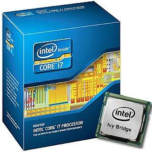 Processador Intel Core i7-3770K -SR0PL 3.5 GHZ 8MB Cache 1155, 2ª Ger.