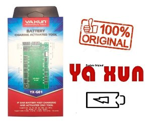 Placa Ativador Baterias iPhone E Motorola Yx-g01 Yaxun