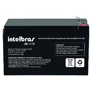 Bateria Selada 12v 7 Amperes XB 12AL-Vrla Intelbras
