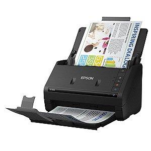 Scanner Epson Workforce Es-400 Es400 Usb Até 50 Folhas Com Duplex
