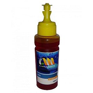 Refil Tinta Corante Epson-Hp Et 365-664 Chinamate Amarelo 100ml