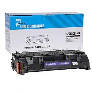 Toner Compatível Hp Ce505A /280A H500/2035N/ 3K P/ Laser Pro400