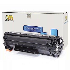 Toner Leadership 3536a Preto Compativel P/impressora Hpcb435