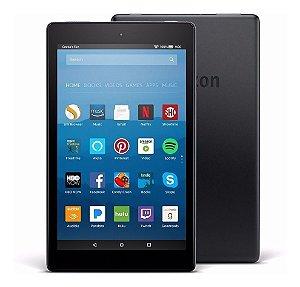 """Tablet Amazon Fire 7 9A Geracao 16GB de 7.0"""" 2MP/2MP Fire Os - Preto"""