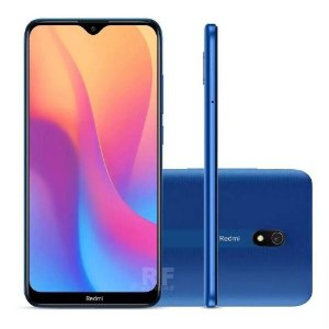 Celular Xiaomi Redmi 8A Dual Chip 32GB Ram 2G Blue- Global