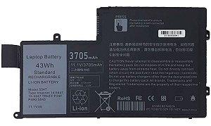 Bateria Notebook Dell Inspiron P39f P39f001 P39f002 P39f003 P49g
