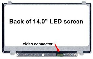 Tela Notebook Led Slim Notebook  14 -30 Pinos-N140Bge-Eb3-Pn - NT140WHM-N31