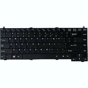 Teclado Para Notebook Lg R410 P/n: Mp-04653a0-9205 Modelo: QL3