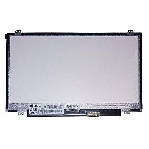 Tela Notebook Display Led Slim 40 Pinos 14.0 - N140BGE-LB2 | Rev. A2