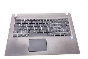 Teclado Com Moldura Notebook Compaq Presario CQ23
