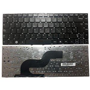 Teclado Notebook Samsung Rv411 Rv415 Rv420 Pn:V122960bk 1-Br S/ Moldura