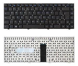 Teclado Notebook Sim+ PN MP-10F88PA-430- USD