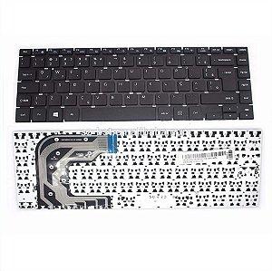 Teclado Notebook Samsung NP370E4J -Bw2br BR  Sem frame