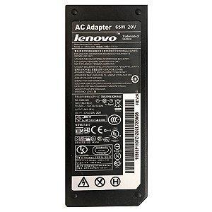 Fonte Notebook Lenovo 20v 3,25a 65w original (Pino Grosso ) ADP-65KH B Usd