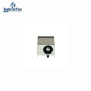 Plug Conector Jack DC057 Positivo SIM+ 2000 2500 - 5.5x2.5mm
