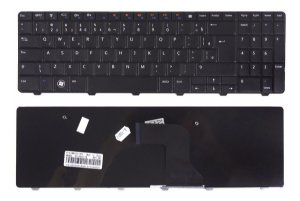 Teclado Notebook Dell  Inspirion 15R P-n: Mb352-001 N5010
