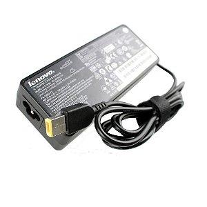 Fonte Notebook Lenovo 20v 4,5a 90w  Pa-1900-72 Pino USB