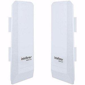 Antena Cpe Intelbras Wom 5000i 5000 I 5.8ghz 12dbi Nano Wisp
