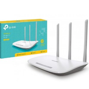 Roteador Wireless TP-Link Router TL-WR845N 300MBPS Wifi 3 Antenas