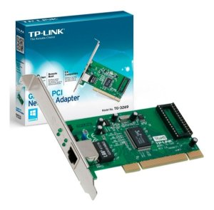 Placa de Rede PCI Gigabit TP-link TG-3269 10/100/1000 Mbps