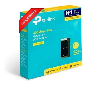 Adaptador USB Wi-Fi Wireless Tp-Link Wn823n 300mbps